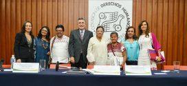 Galería: Seminario Internacional de Alta Formación Sobre el Derecho a la Consulta de las Comunidades, Pueblos Indígenas y Afromexicanos