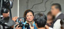 Entrevista a la Presidenta de la CDHDF, Nashieli Ramírez Hernández, en la Firma de Convenio de Colaboración Institucional con la Facultad de Medicina, a través de la Licenciatura en Ciencia Forense, de la UNAM