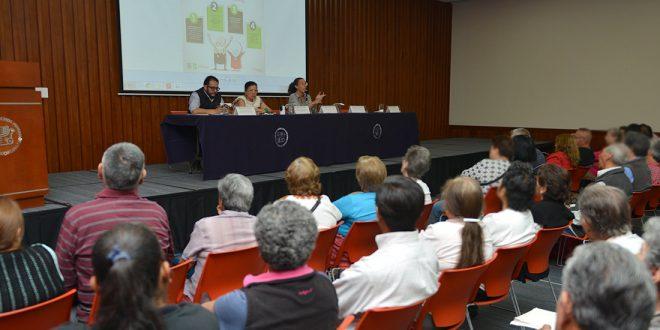 En la Ciudad de México está garantizada la ayuda alimentaria a Personas Mayores, porque es su Derecho