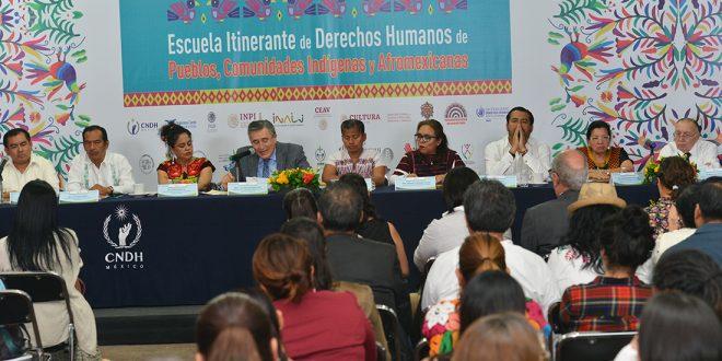 Urge avanzar en la garantía del Derecho a la Igualdad de los Pueblos Indígenas