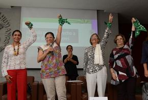 Galería: Jornada por el Derecho a Decidir de las Mujeres