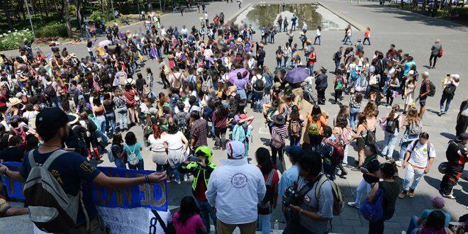 Galería: Marcha en contra de la violencia feminicida
