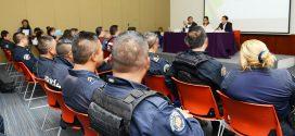 CDHDF capacita a policías auxiliares y a funcionarios de Seguridad Ciudadana de la Alcaldía Cuauhtémoc