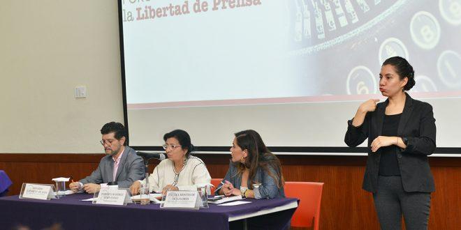En México dos periodistas son asesinados cada mes: Ombudsperson capitalina