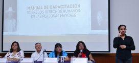 Galería: Manual de Capacitación Sobre los Derechos Humanos de las Personas Mayores