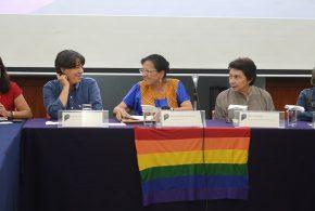 Galería: Conversatorio Acercamiento al Análisis desde la Sociedad Civil sobre los DDHH de las Personas LGBTTTI