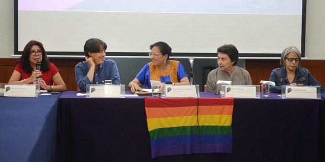 La agenda LGBTTTI debe impulsar la garantía de los derechos humanos y la dignidad de las personas