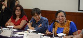 Discurso de la Presidenta de la CDHDF, Nashieli Ramírez Hernández, durante el Conversatorio: Acercamiento al Análisis desde la Sociedad Civil sobre los Derechos Humanos de las Personas LGBTTTI, realizado en la sede de este organismo