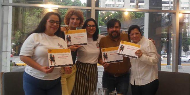 """La CDHDF presenta obra sobre la ejecución penal desde los derechos humanos, en """"Feria del Libro y la Rosa 2019″"""