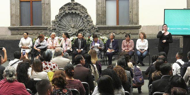 Galería: Presentación de Acciones y Compromisos del Gobierno CDMX para una Vida Libre de Violencia para Mujeres y Niñas