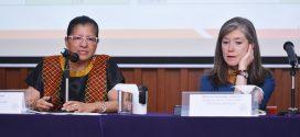 Discurso de la Ombudsperson capitalina, Nashieli Ramírez Hernández, durante la Mesa de Análisis. Consulta Infantil y Juvenil 2018.