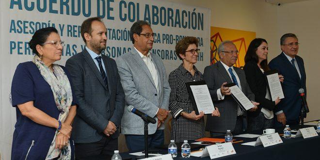 Galería: Acuerdo de Colaboración, Asesoría y Representación Jurídica pro-bono para Periodistas y personas defensoras de DDHH