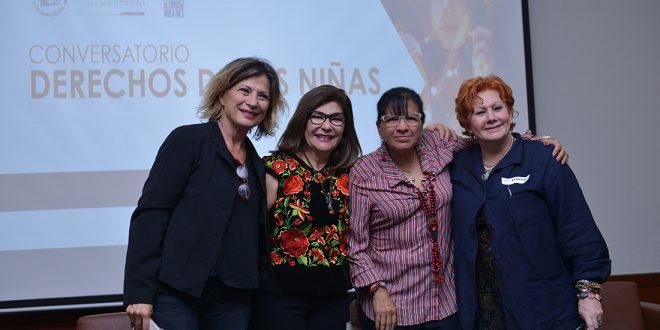 CDHDF llama a superar limitaciones culturales que van en contra de los derechos de niñas
