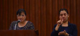 Palabras de la Presidenta de la CDHDF, Nashieli Ramírez Hernández, en la Presentación de la Propuesta General 1/2018: la Ejecución Penal desde los Derechos Humanos.