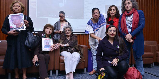 La solidaridad y la memoria colectiva son elementos fundamentales contra el olvido de personas desaparecidas