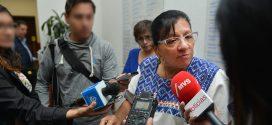 Entrevista a la Presidenta de la CDHDF, Nashieli Ramírez Hernández, en el Conversatorio Niñez y Desaparición Forzada: Historias de Lucha en México y en Argentina.