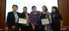 """La CDHDF otorga el Reconocimiento """"Hermila Galindo"""" 2019 a las Organizaciones Mujeres en Frecuencia y Construyendo Esperanzas"""