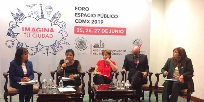 """Galería: Foro """"Imagina tu ciudad"""", Espacio Público CDMX 2019"""