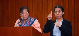Discurso de la Presidenta de la CDHDF, Nashieli Ramírez Hernández, durante la presentación de la Recomendación 02/2019.