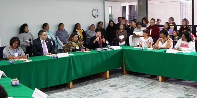 Galería: Escuela de Liderazgo para Mujeres Indígenas de la Ciudad de México