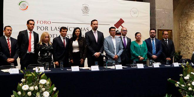 Galería: Foro por las Víctimas del Sistema Penal Mexicano