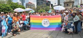 Galería: #CDHDF participó en 41 Marcha del Orgullo LGBTTTIQA+ de CDMX #SerEsResistir.