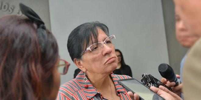 Entrevista a la Presidenta de la Comisión de Derechos Humanos de la Ciudad de México, Nashieli Ramírez, luego de la firma de Convenio SECTEI CDMX