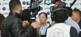 Entrevista a la Presidenta de la Comisión de Derechos Humanos de la Ciudad de México, Nashieli Ramírez, en Presentación de la Recomendación 05/2019.