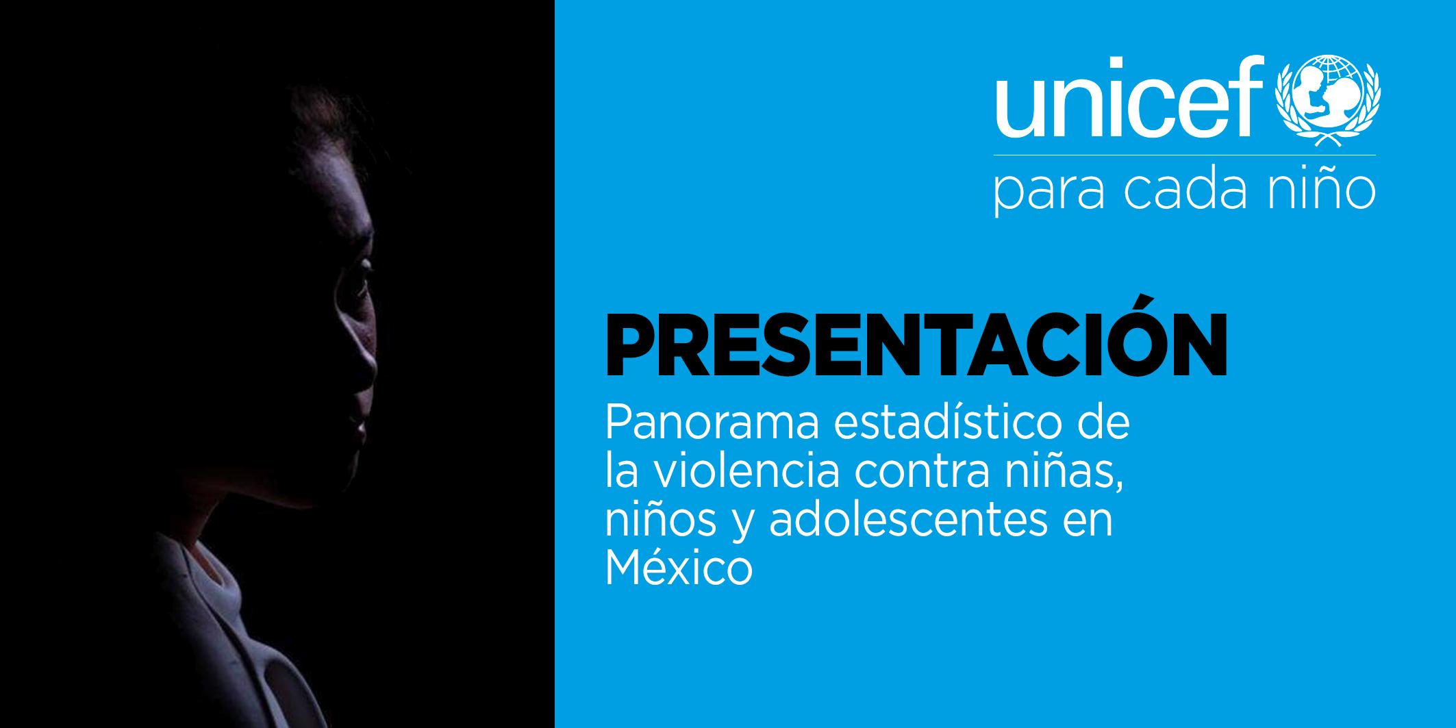 Presentación delPanorama estadístico de la violencia contra niñas, niños y adolescentes en México. @ CDHDF