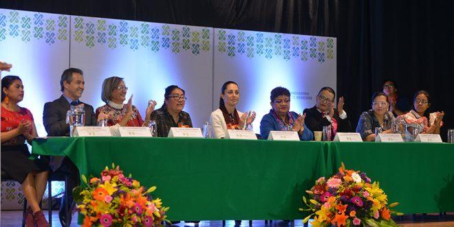 Galería: Presentación de la Red de Apoyo Mutuo de Mujeres Indígenas
