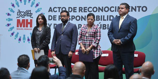 Galería: Acto Solemne de Disculpa Pública, derivado de la Recomendación 19/2018