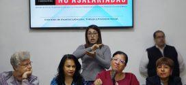 Discurso de la Presidenta de la Comisión de Derechos Humanos de la Ciudad de México, Nashieli Ramírez, en Foro Derecho de las Personas Trabajadoras No Asalariadas.