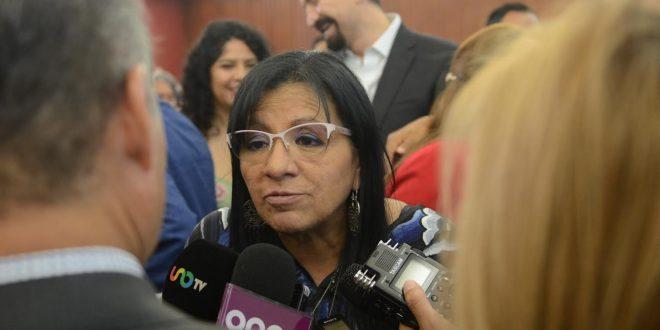 Entrevista a la Presidenta de la Comisión de Derechos Humanos de la Ciudad de México, Nashieli Ramírez, en la presentación del Informe Anual 2018