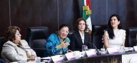 """Palabras de la Presidenta de la CDHCDMX, Nashieli Ramírez, en el Foro: """"Reforma Constitucional en Materia de Paridad. Conformación de las Leyes Secundarias y su Impacto en la Legislación de la Ciudad de México""""."""