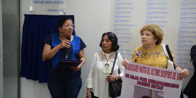 CDHCM refrenda su compromiso con las víctimas de desaparición forzada para no cejar en la búsqueda de verdad y justicia