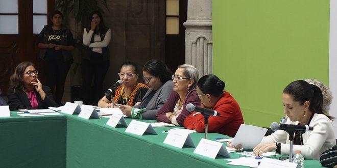 """Discurso de la Presidenta de la Comisión de Derechos Humanos de la Ciudad de México, Nashieli Ramírez, en la presentación de la """"Estrategia Cero Impunidad y Justicia Absoluta para las Mujeres y Niñas Víctimas de Violencia""""."""
