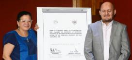 Galería: Firma de Convenio con la Comisión Estatal de los Derechos Humanos de Baja California Sur