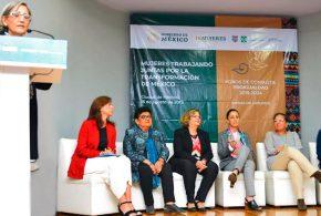 Galería: Mujeres trabajando juntas por la transformación de México