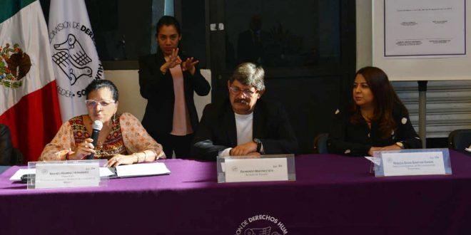 Palabras de la Presidenta de la CDHCM, Nashieli Ramírez, en la inauguración de la Delegación de este Organismo en la Alcaldía Tláhuac