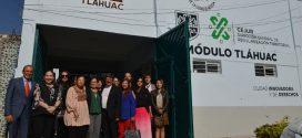 Inaugura CDHCM su segunda delegación en la Alcaldía Tláhuac y firma Convenio