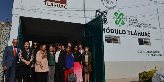 Inaugura Cdhcm Su Segunda Delegación En La Alcaldía Tláhuac