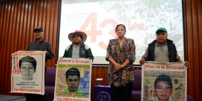 Galería: A 5 años de impunidad e indignación por la desaparición de los 43 de Ayotzinapa