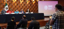 Entrevista a la Presidenta de la CDHCM, Nashieli Ramírez Hernández, al terminar la conferencia de prensa del lanzamiento de la Alianza Global del Ombudsperson Local (AGOL).