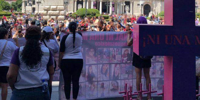 Galería: Marcha del silencio, ¡ni una menos! ¡Ni una más! #SomosTodas
