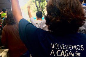 Galería: CDHCM acompaña marcha de personas damnificadas por sismo #19Septiembre
