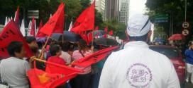 Galería: CDH de la Ciudad de México acompañó marcha #Ayotzinapa60Meses #NosFaltan43