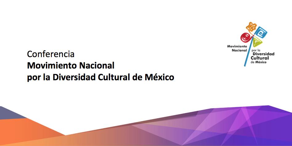 Conferencia y Firma de Carta Compromiso con Titulares del Movimiento Nacional por la Diversidad Cultural de México @ Av. Universidad 1449, colonia Pueblo Axotla, Alcaldía Álvaro Obregón, Ciudad de México