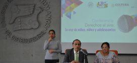La CDHCM y Radio Educación impulsan derecho a la participación infantil a través de concurso de guiones radiofónicos