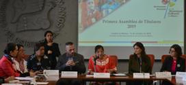 Palabras de la Presidenta de la CDHCM, Nashieli Ramírez, en la firma Carta Compromiso 2019-2022 del Movimiento Nacional por la Diversidad Cultural de México.