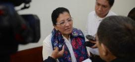 Entrevista a la Presidenta de la CDHCM, Nashieli Ramírez Hernández, en la presentación de las Recomendaciones 10, 11, 12, 13, 14, 15, 16, 17 Y 18 Del 2019.